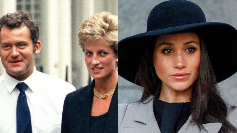 The Butler Of Princess Diana Shares His Thoughts on Prince Harry and Meghan Markle's Marriage