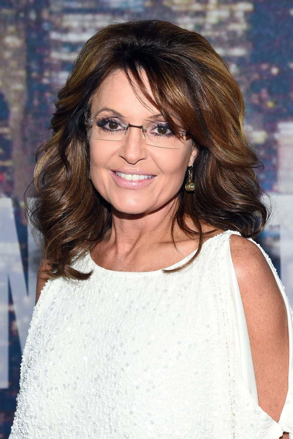 NOW: Sarah Palin