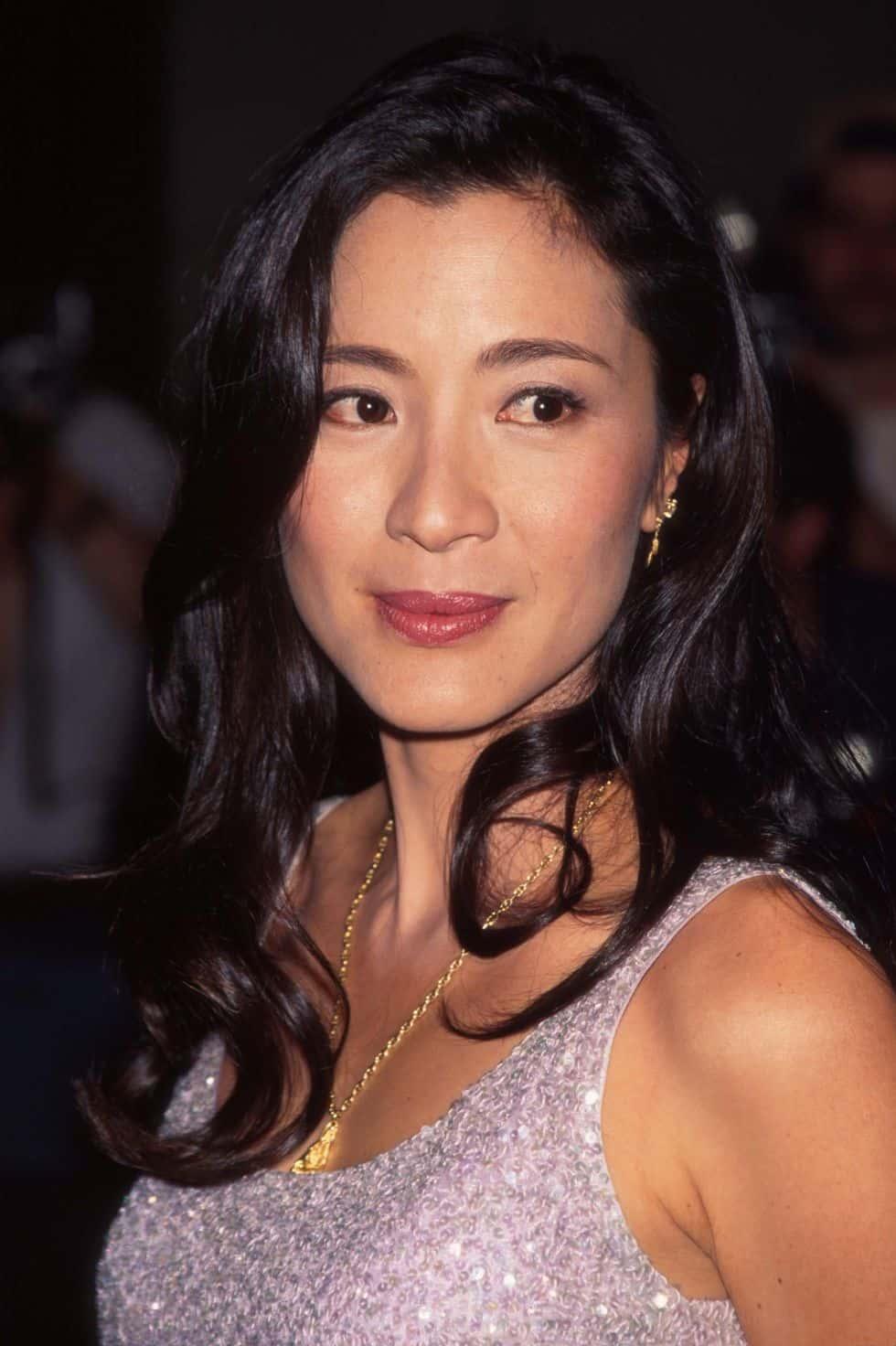 THEN: Michelle Yeoh