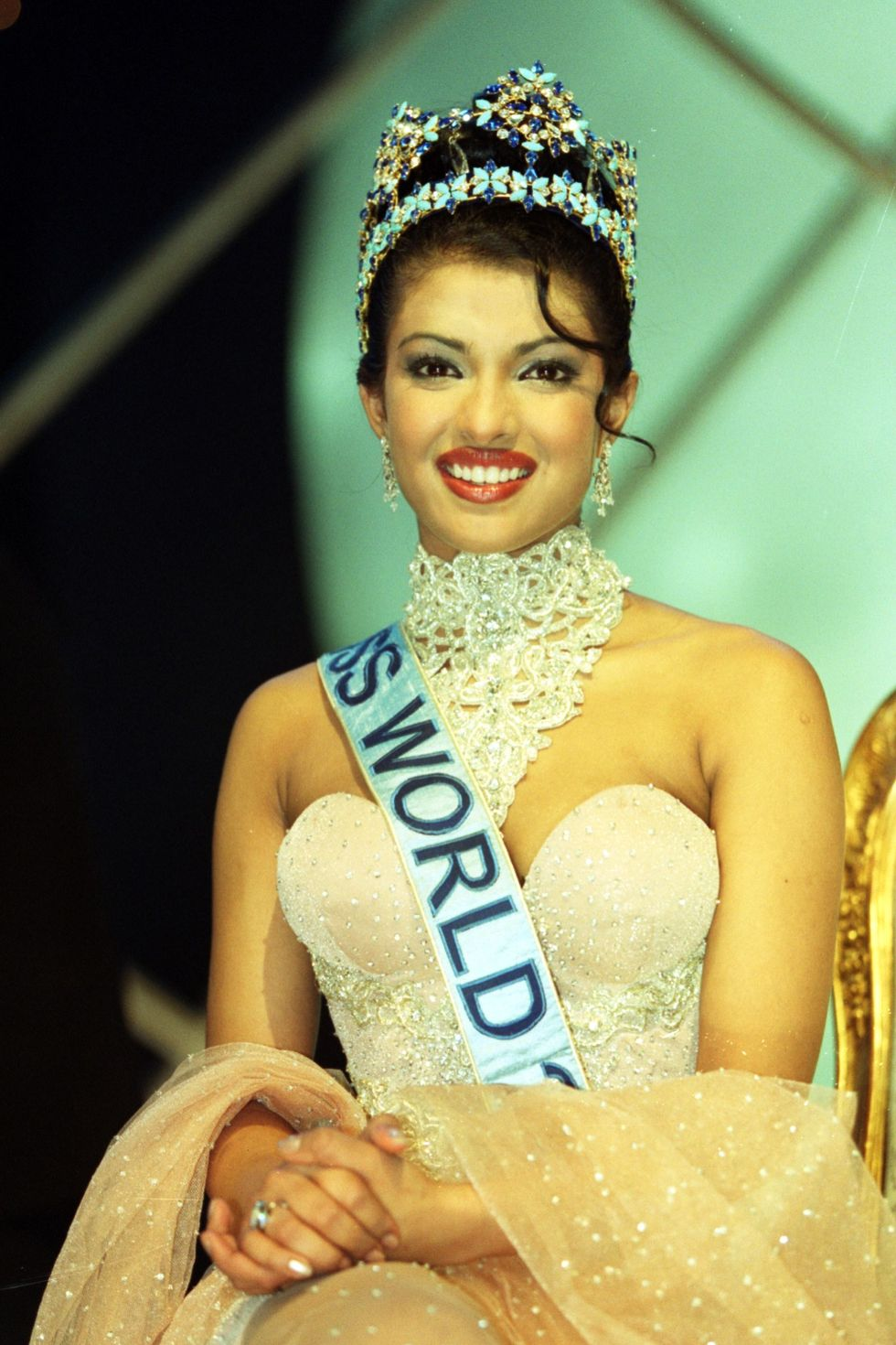 THEN: Priyanka Chopra